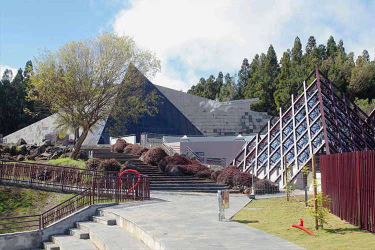 Guide île de La Réunion musée Maison du Volcan à La Réunion