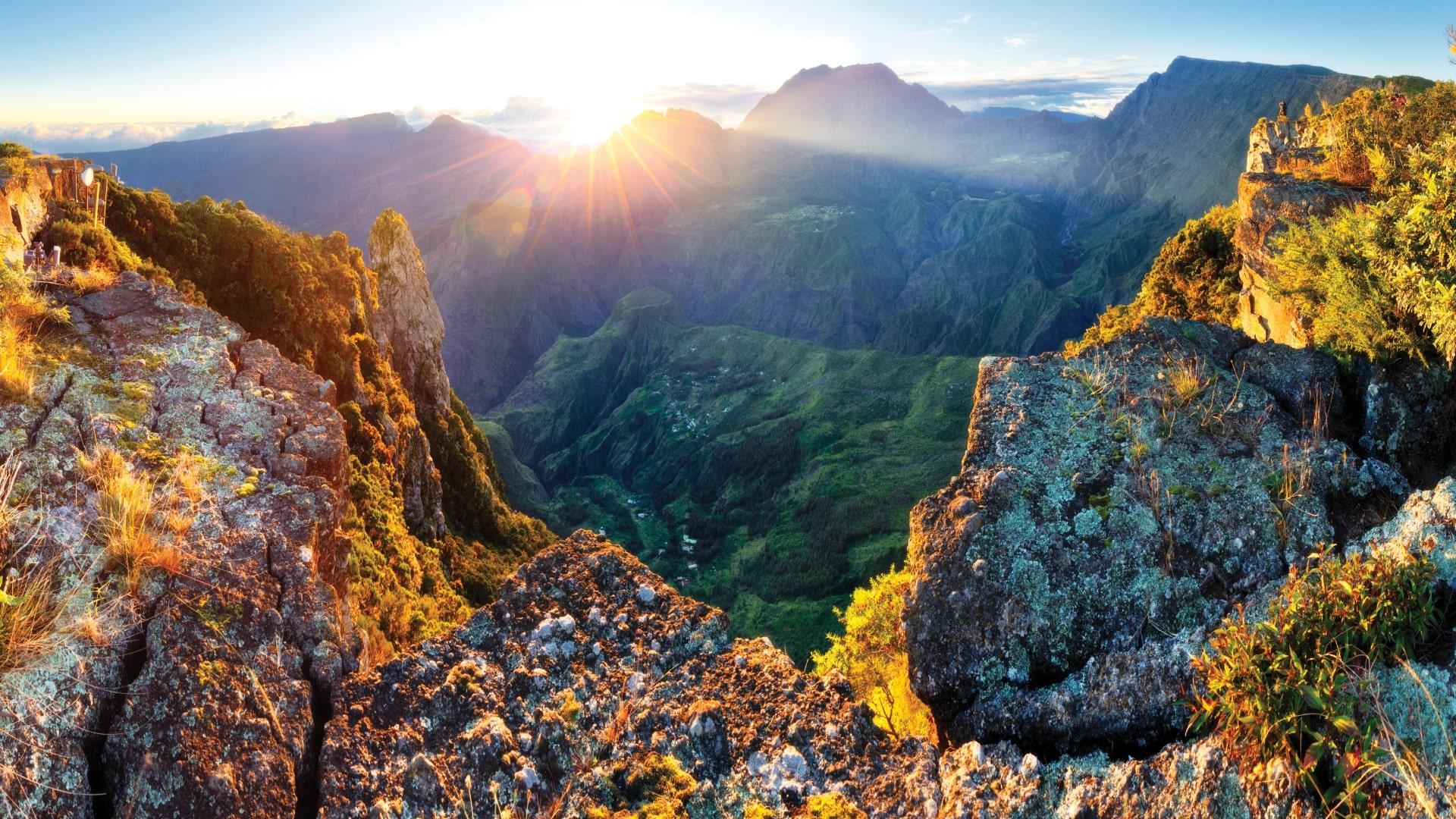 , Les Volcans de La Réunion