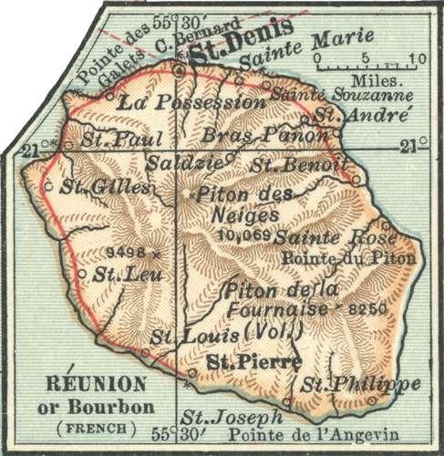 , La Réunion | Histoire, emplacement, carte, population et faits