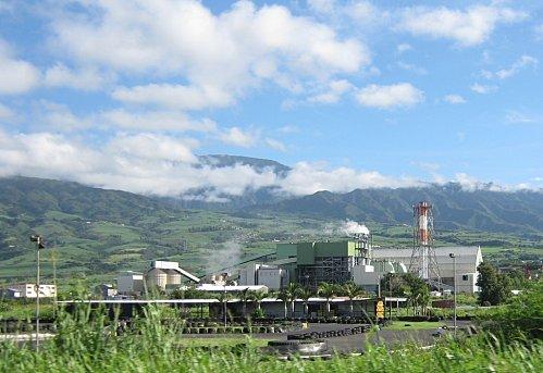 L'usine du Gol à La Réunion fabrication du sucre et du rhum